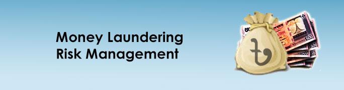 Money Laundering Risk Management