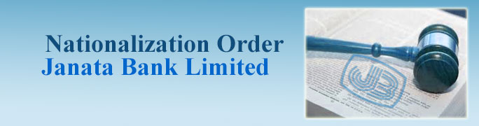 Nationalization Order